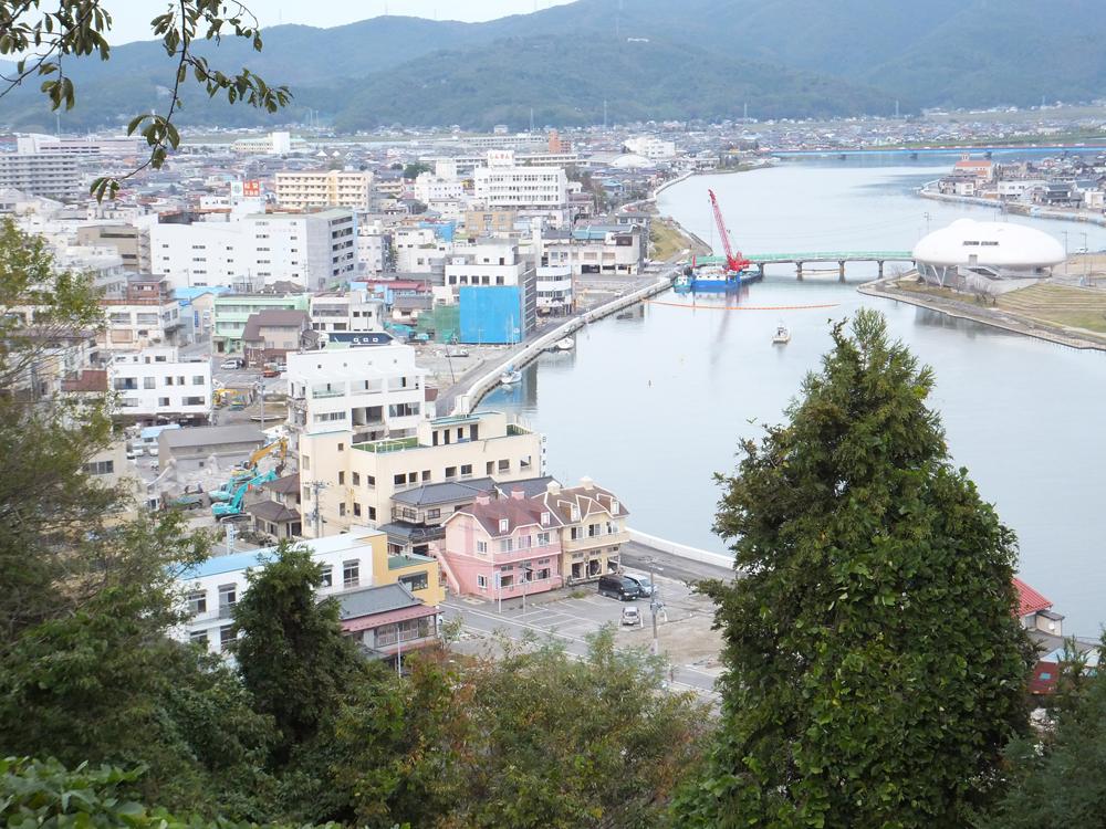 日和山からの風景