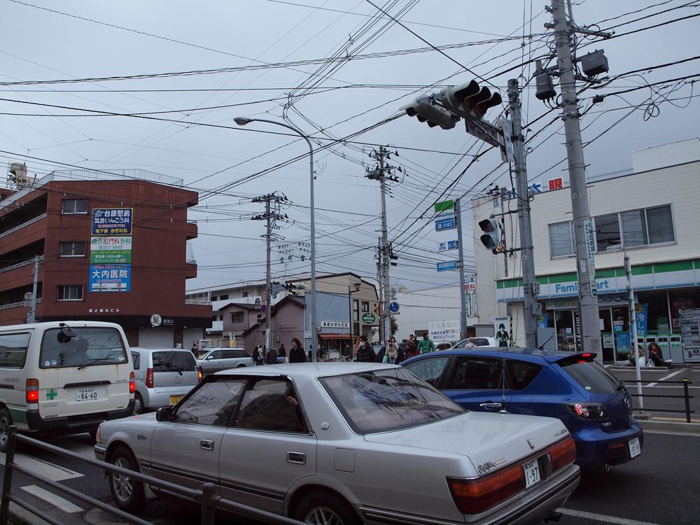 仙台市内の3月11日から4月10日までの様子