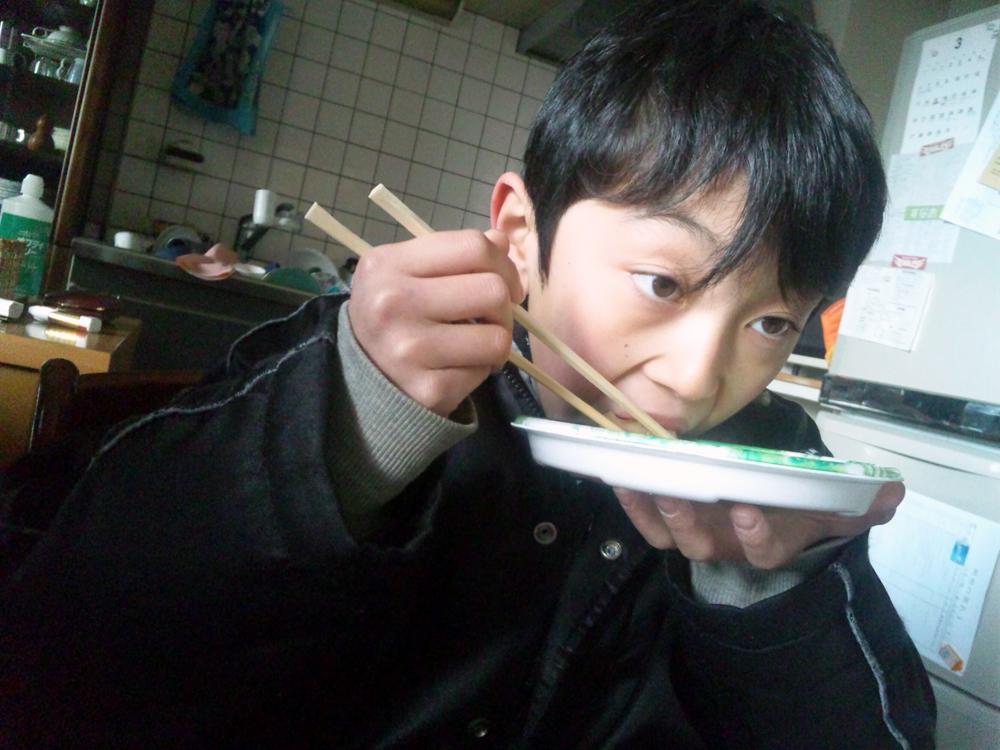 3月12日はじまりのごはん/食事風景 43 「食べる...