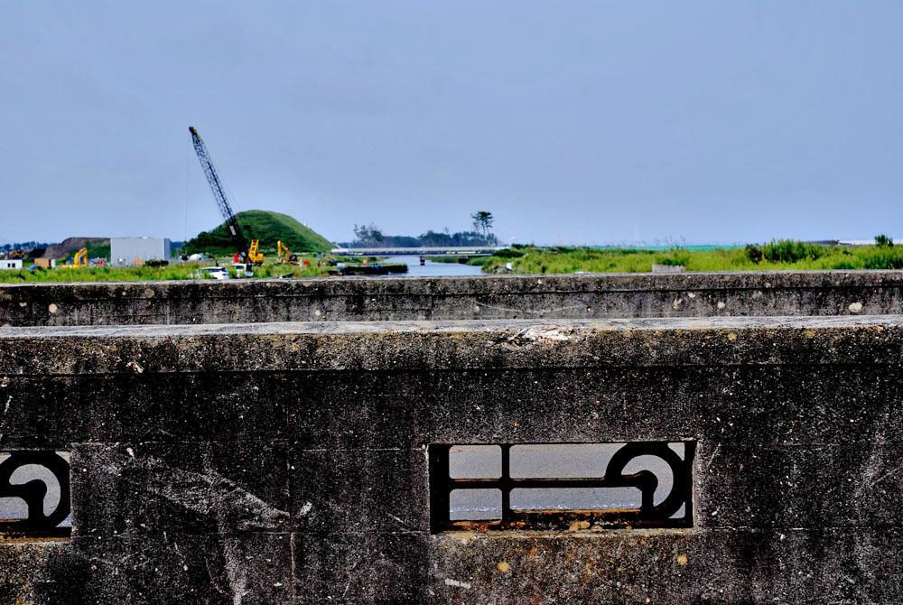 2013年9月14日仙台市若林区荒浜