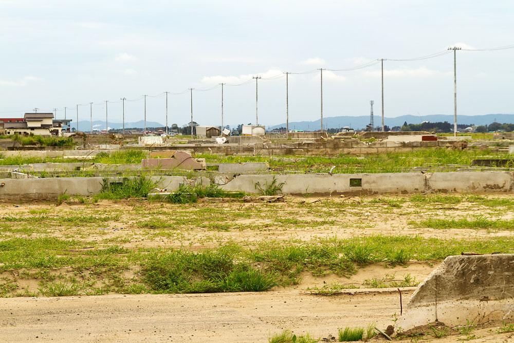 2011/8/20 仙台市荒浜