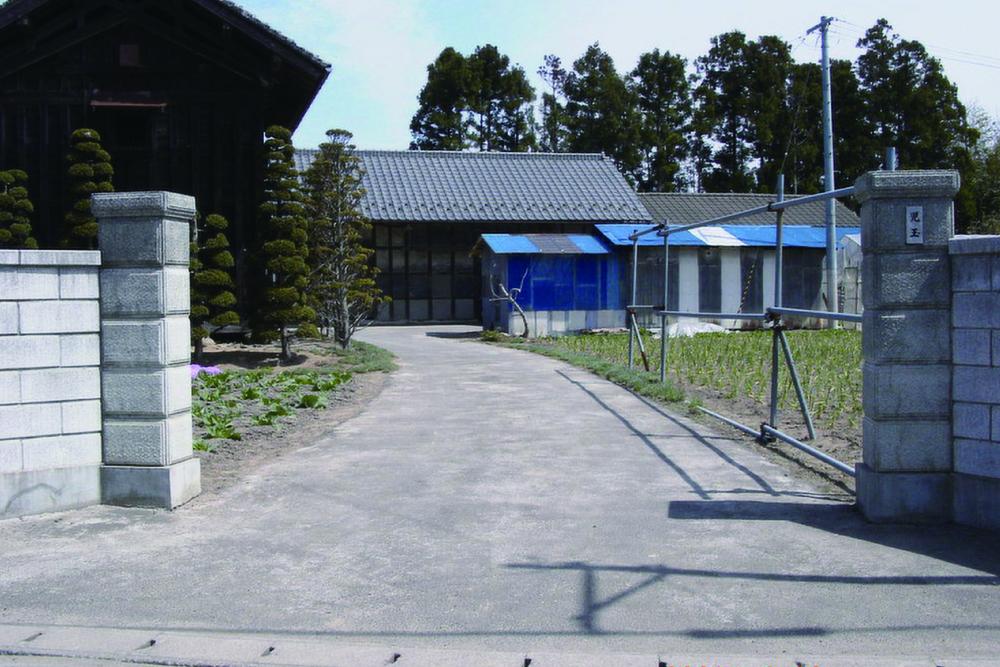 南蒲生地区定点観測写真21〈仙台市宮城野区蒲生鍋沼〉