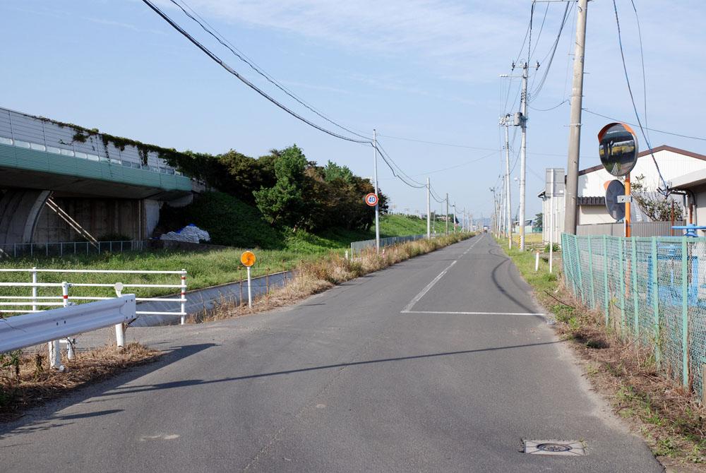 2013年9月18日仙台市若林区荒井
