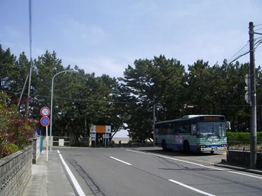 仙台市若林区荒浜/2007年5月7日/記録:工藤寛之
