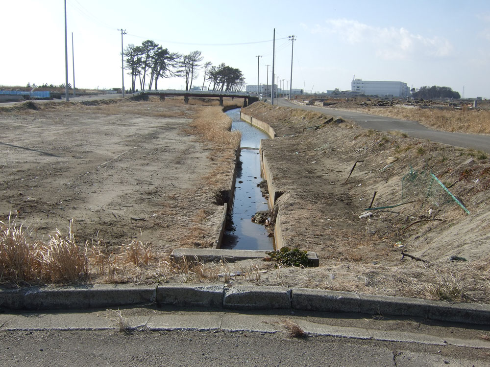 蒲生・貞山運河(仙台市)