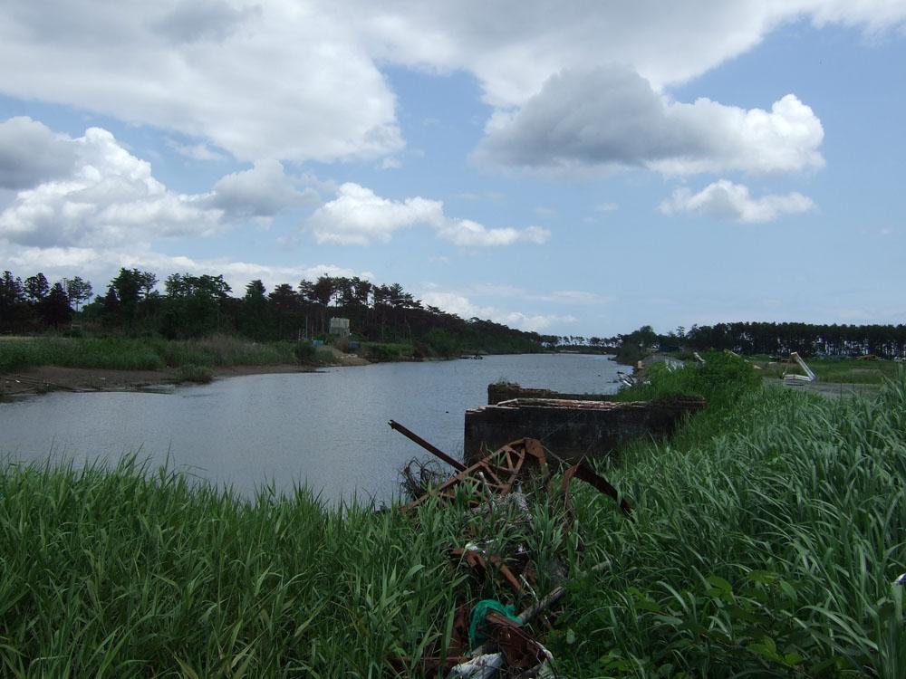 野蒜築港(東松島市)