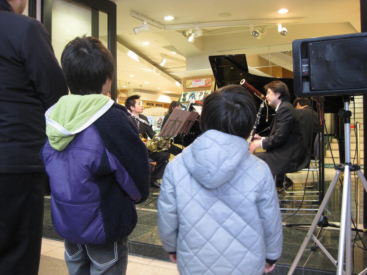 仙台フィルによるコンサート