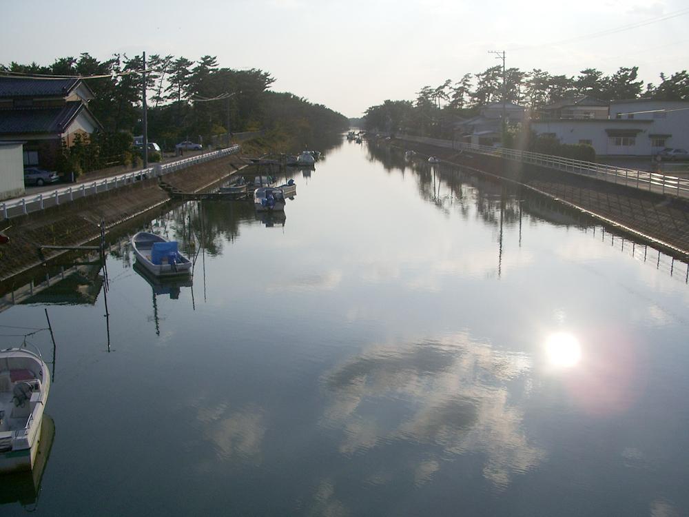 2007年11月若林区荒浜