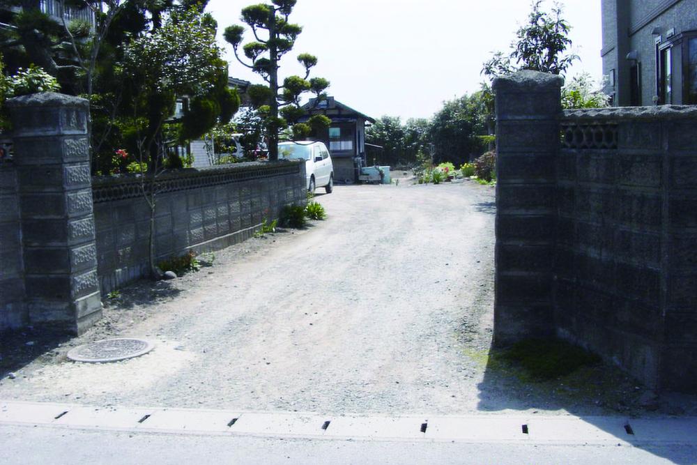 南蒲生地区定点観測写真26〈仙台市宮城野区蒲生鍋沼〉