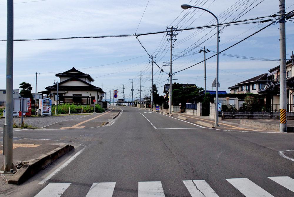 2013年9月18日仙台市若林区荒浜