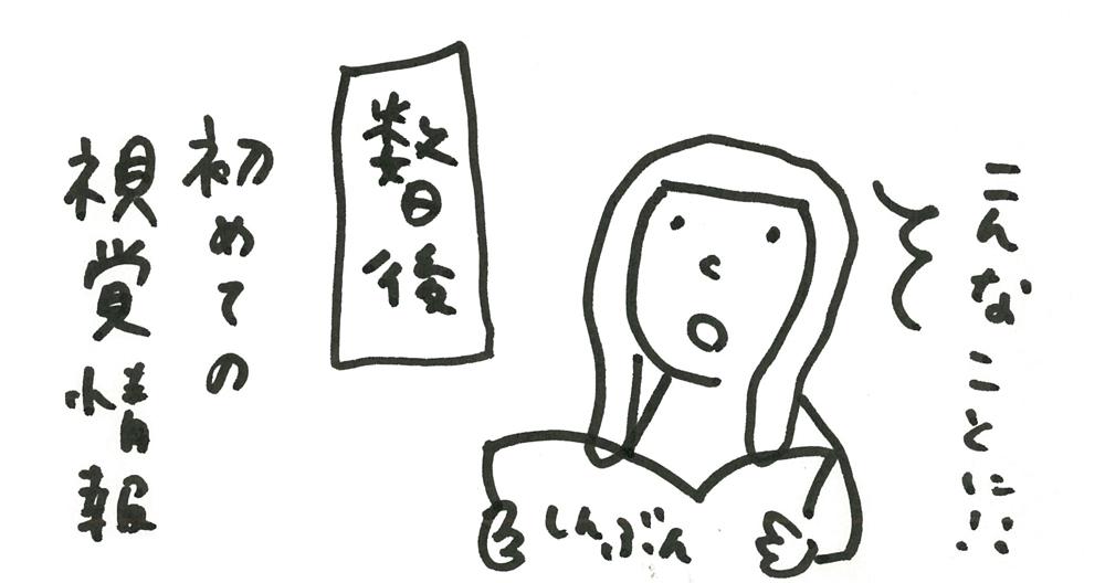 ユトリコさん地震後初めて新聞で情報を知る