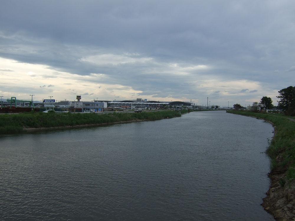 貞山運河(名取市)