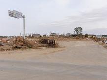 荒浜定点観測 県道10号線沿い