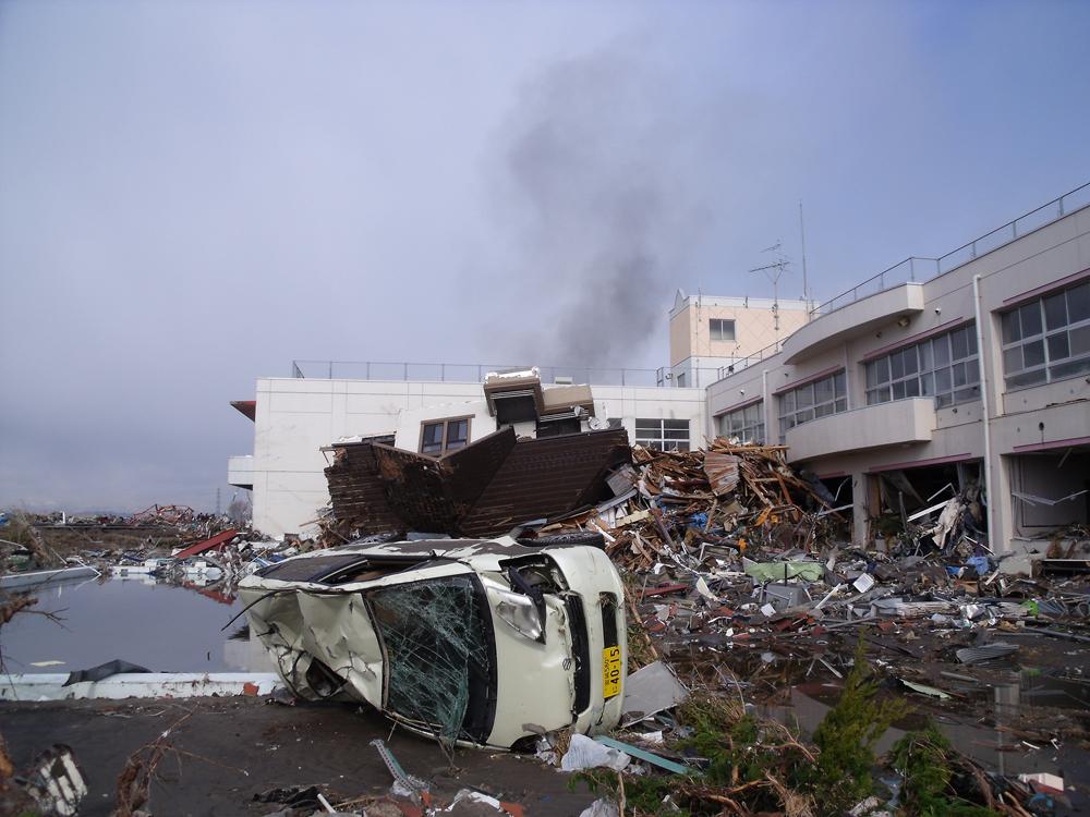 中野小学校校舎