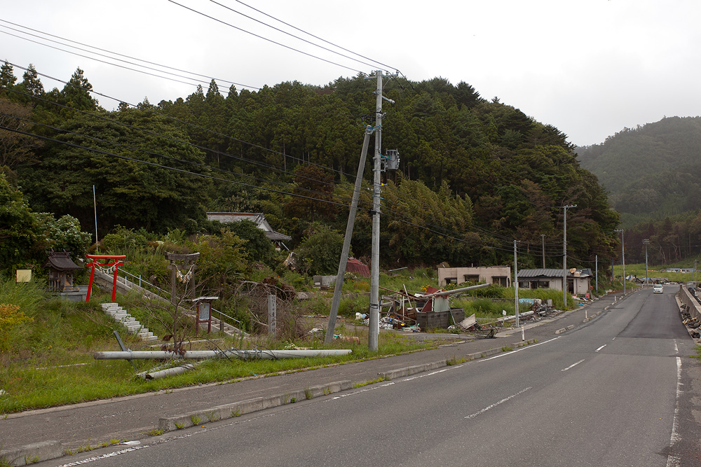 雄勝町葉山神社