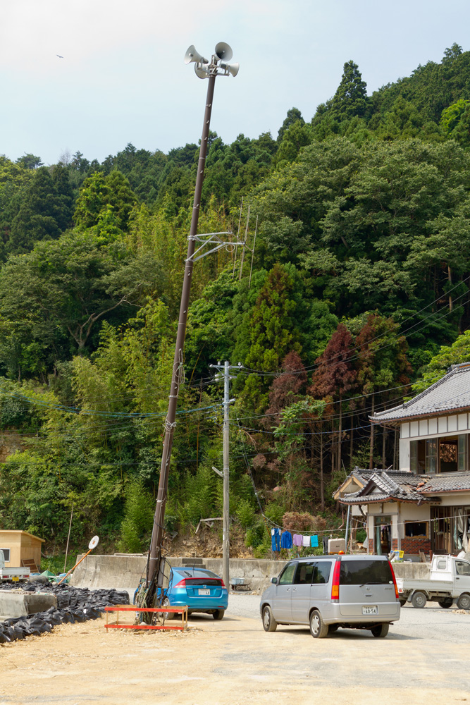 2011/7/16 石巻市折浜