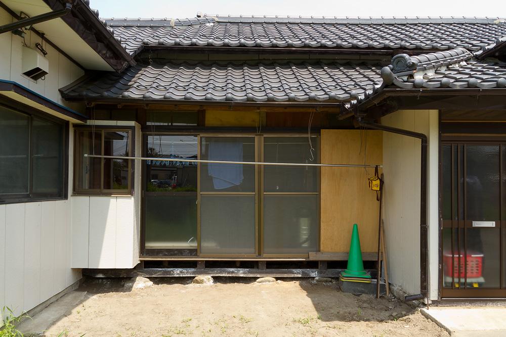 吉田さん宅