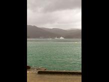 立浜 ~空と海の間・現在の景色~
