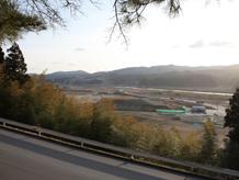 陸前高田定点観測写真06〈高田一中坂〉