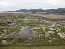 陸前高田定点観測写真25〈下和野住宅より〉
