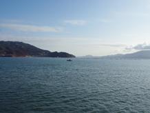 陸前高田定点観測写真23〈米崎の海〉
