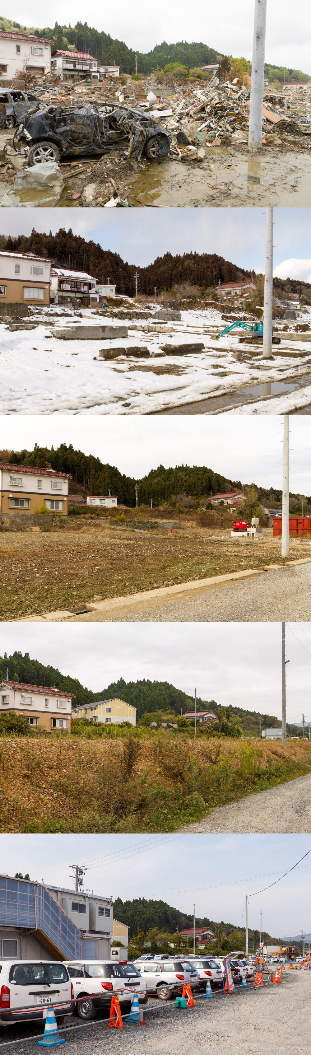 気仙沼市定点観測写真4