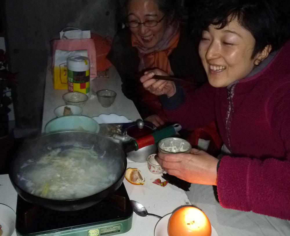 3月12日はじまりのごはん/食事風景 40「そのとき...