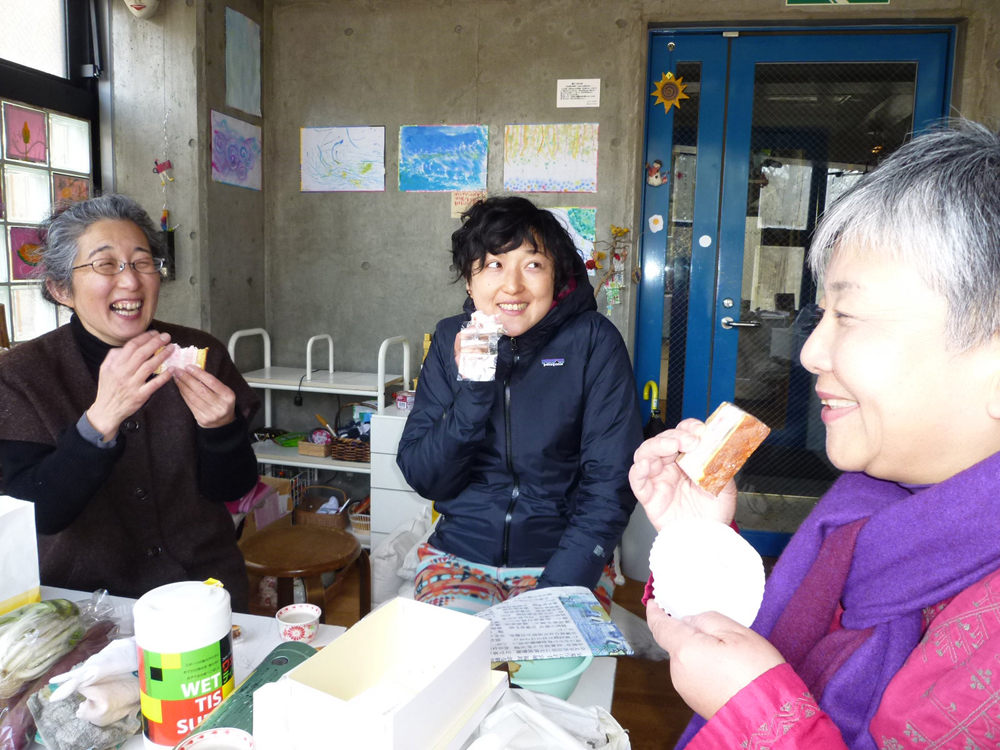 3月12日はじまりのごはん/食事風景 42「ケーキを...