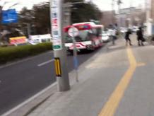 2011年3月11日14時46分 仙台市上杉